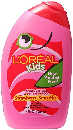 Shampoo & Conditioner: L'Oreal Kids