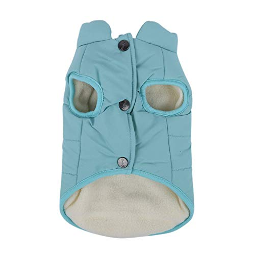 Cotton Winter Dog Vest Dogs Clothes Pet Coat
