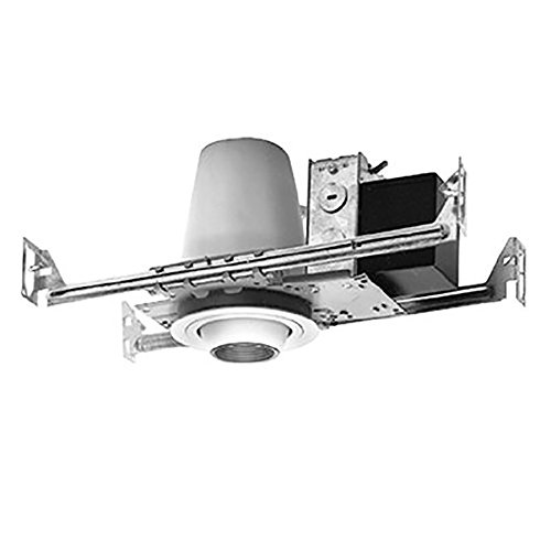 Price comparison product image Halo H1499T 4-Inch Non-IC Recessed Light Housing for New Construction
