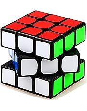 iLink 3x3 Rubix Originele Snelheid Klassieke 56mm Duurzaam Magische Kubus, Professionele Snelle Hersenen Teaser Glad 3D Puzzel voor Alle Leeftijd