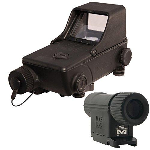 Meprolight Tru-Dot RDS Red Dot Reflex Sight with MX3 3x Magn