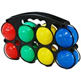 Garden Games - Plastic French Boules Garden Game Set (Pack of 2)