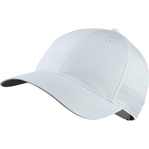 Nike Adults Unisex Legacy 91 Custom Tech Baseball Cap (One Size) (White) by NIKE