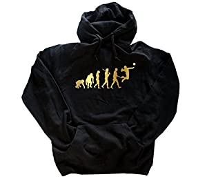 Gold Edition Faustball Faustballer Volleyball Evolution Kapuzensweatshirt...