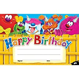 Happy Birthday (Furry FriendsTM) Recognition Awards
