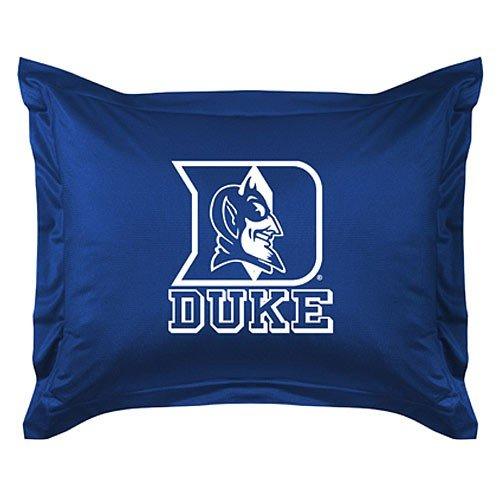 Devils Ncaa Locker Room (NCAA Duke Blue Devils Locker Room Sham)
