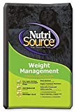 NutriSource Weight Management Dry Dog Food 30lb, My Pet Supplies
