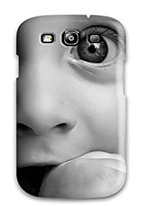 Coy Updike's Shop New Style New Style Amazing Cute Baby Cute Eyes Premium Tpu Cover Case For Galaxy S3