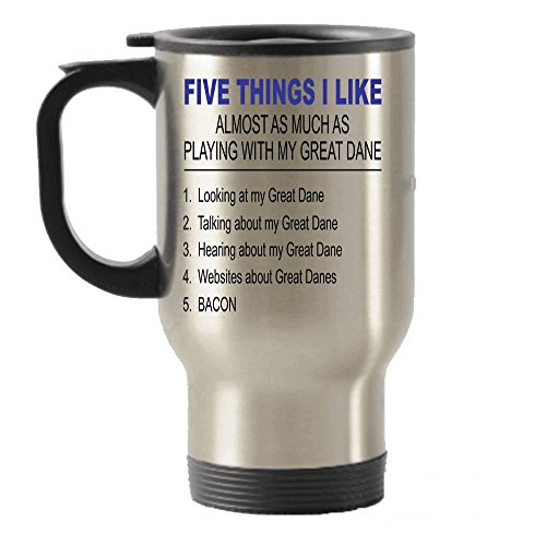 Five things I Like About My Great Dane Stainless Steel Travel Insulated Tumblers Mug (Shoe Mens Albany)