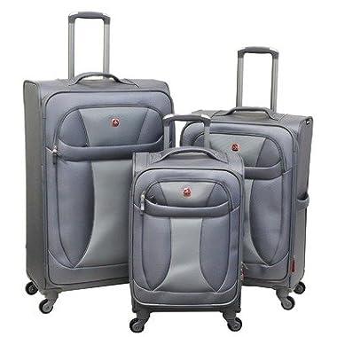 Neo Lite 3 Piece Luggage Set
