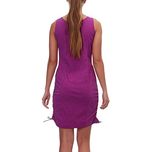 Casual Violet Dress Women's Intense Columbia Print Anytime q4OvnwxHHU