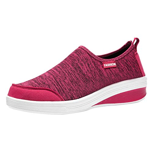 - GIFC Fashion Women's Leisure Mesh Breathable Flat Bottom Sport Shoes Light Ladies Sneakers