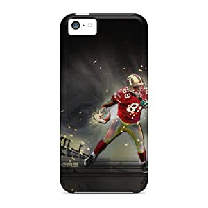 Hot XHM2050uiuN Case Cover Protector For Iphone 5c- San Francisco 49ers