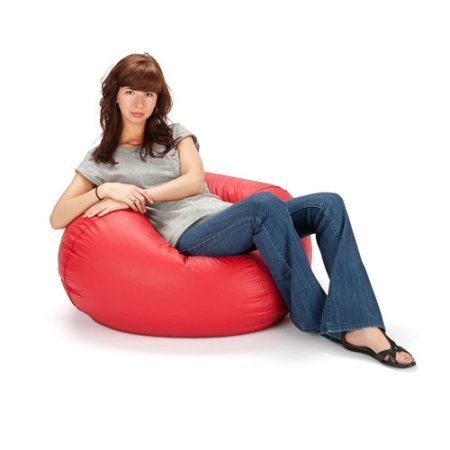 Ace Bayou Matte Red Vinyl Bean Bag 98 Quot Multiple Colors Red