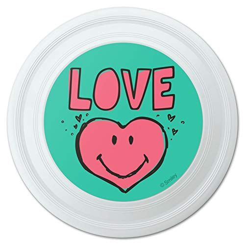 GRAPHICS & MORE Love Pink Heart Shaped Smiley Face Novelty 9