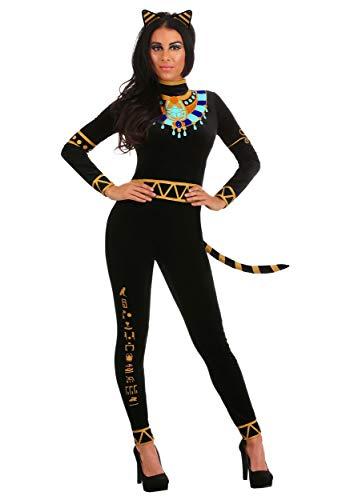 Cleo Cat Costume Women's Medium