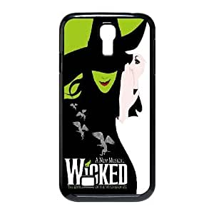 James-Bagg Phone case - Musical Wicked Pattern Protective Case For SamSung Galaxy S4 Case Style-19