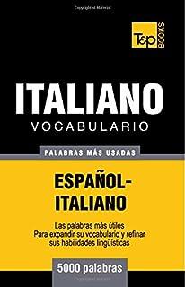 Guía de Conversación Español-Italiano y diccionario conciso ...
