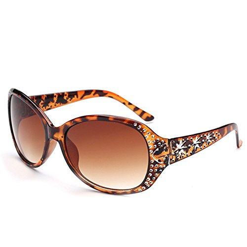 MosierBizne Fashion Imitation Oval Sunglasses Men And Women - Walker Made Where Are Karen Sunglasses