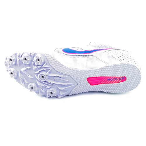 Nike Zoom Rival Md 6 Womens Style # 468650 Womens White / Bl Glw-pnk Flsh-brly Vlt sale top quality sale outlet free shipping original buy cheap recommend i8pLBc