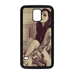 Sex Tattoo Women New Style High Quality Comstom Protective case cover For Samsung Galaxy S5