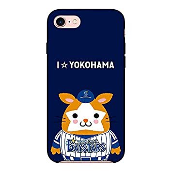 0479feed67 (カリーナ) Carine iPhoneX 薄型 ブラック スマホケース スマホカバー sc710(K) 横浜 DeNA ベイスターズ