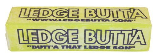 Consolidated Ledge Butta Skate Wax - 1 Sticks Of Butta (Consolidated Ledge Butta Wax)