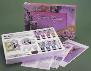 Bob Ross R6470 Floral Painting Set by Bob Ross