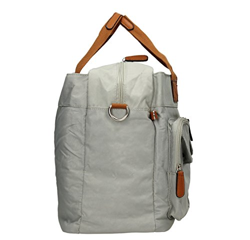 SwankySwans - Demi, Borse a Tracolla Donna Light Grey