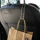 LivTee Stainless Steel Car Back Seat Headrest