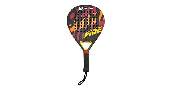 Amazon.com: Optima Fire playa Plataforma de tenis Paddle ...