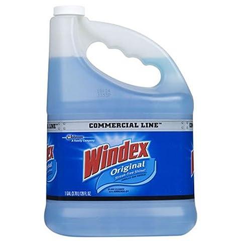S C JOHNSON 12207 Windex Gallon Pro Refill (Home Air Filter Holder)