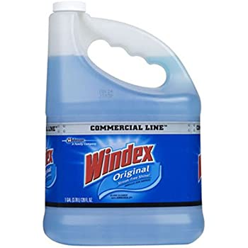 S C JOHNSON 12207 Windex Gallon Pro Refill