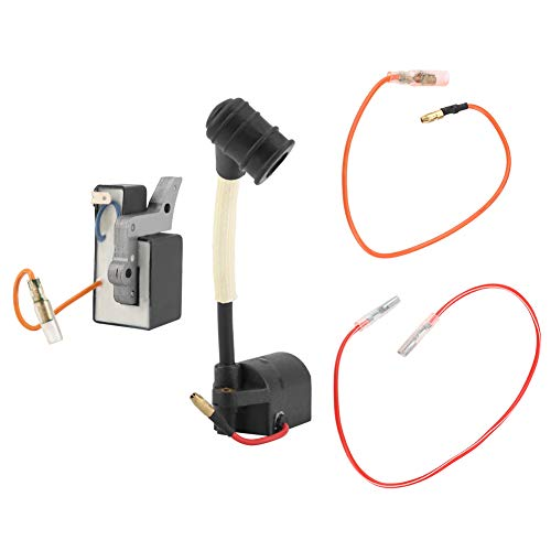 Ignition Coil Module Durable Chainsaw Ignition Coil Replacement for Shindaiwa 488# A411000460 Chainsaw: