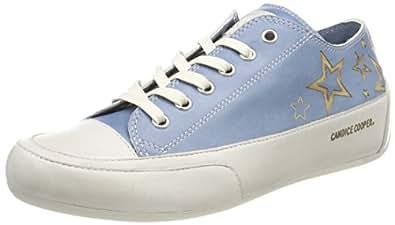 Candice Cooper Tamponato, Zapatillas para Mujer, Azul (Acqua Blau), 38.5 EU