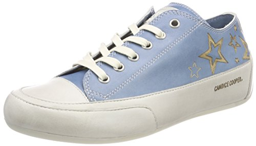 Tamponato Trainers Blue Candice Cooper WoMen Blau Fashion Aqua EI6nqZ