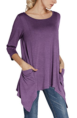 Urban CoCo Womens Pocket Sleeve