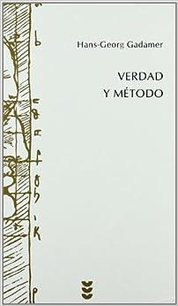 Libro Epub Gratis Verdad Y Método I: 1