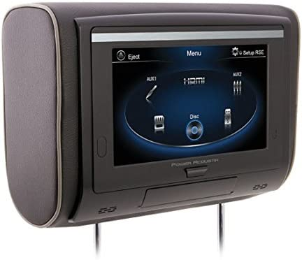 Power Acoustik H‐94 Universal Headrest Monitor 9