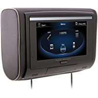 Power Acoustik HDVD-94 Universal DVD Headrest With 9 LCD