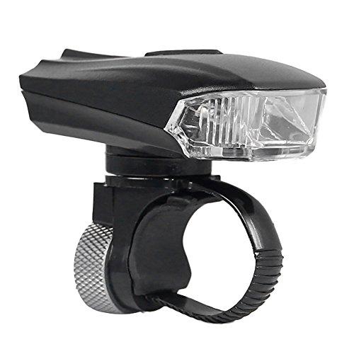 Price comparison product image USB Rechargeable Bike Light, Mmrm Bike Bicycle mart Sensor LED Light Front Lamp Light