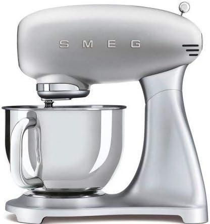 Smeg SMF02SVEU Robot de cuisine en acier inoxydable