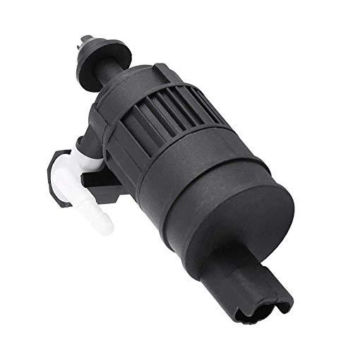 Generp Front & Rear Windscreen Washer Bottle Kit,Windshield Washer Pump For Mk2 1998-200: