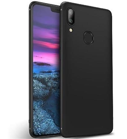 Lofad Case Back Cover For Vivo Y93 Black