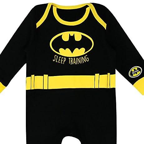 Batman – Tutina da Notte per Bambino – DC Comics Abbigliamento - DC Comics 3