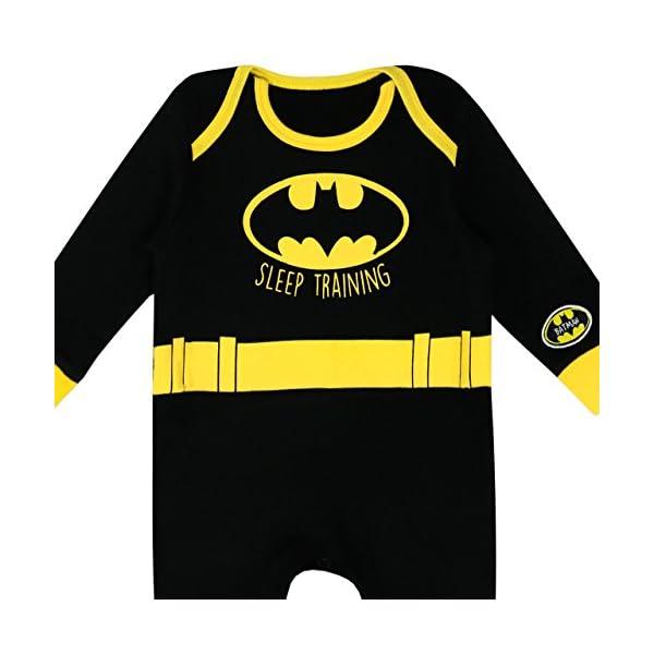 Batman - Tutina da Notte per Bambino - DC Comics 2