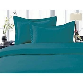 Elegant Comfort 1500 Thread Count WRINKLE RESISTANT ULTRA SOFT LUXURIOUS  3 Piece Bed Sheet Set