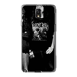 MansourMurray Samsung Galaxy Note3 High Quality Hard Cell-phone Cases Customized Realistic Papa Roach Pictures [drF2552IEWm]