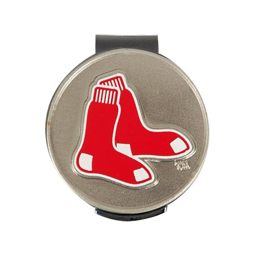 MLB Boston Red Sox A01534 Clamshell Hat Clip with 2 Markers