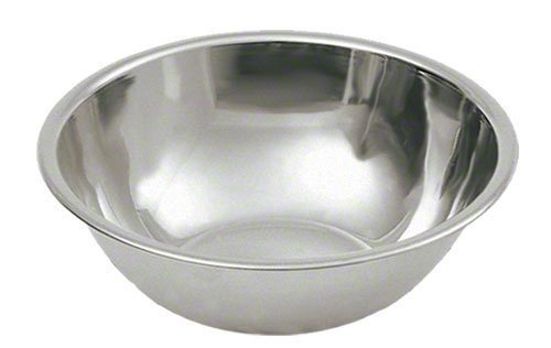 8 Quart Stainless Steel Mixing Bowl by The Cook's Connection